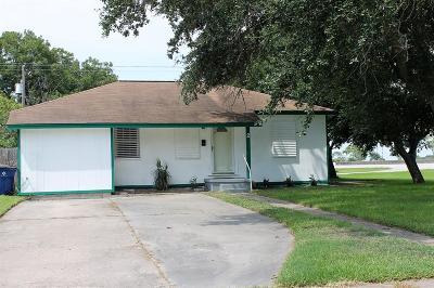 Texas City Single Family Home For Sale: 2 2 18th Avenue N Avenue N