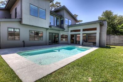 Houston Single Family Home For Sale: 1356 Ebony Lane