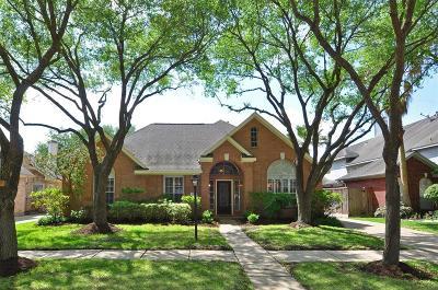 Missouri City Single Family Home For Sale: 2718 Gregway Lane
