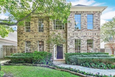 Houston Single Family Home For Sale: 5349 Navarro Street