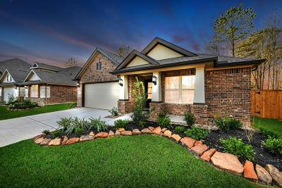 Montgomery Single Family Home For Sale: 412 Auburn Pines Drive