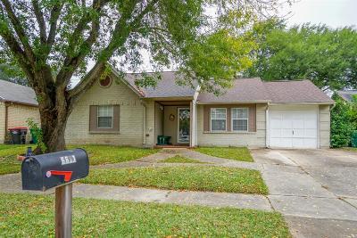 Richmond Single Family Home For Sale: 6611 Tara Drive