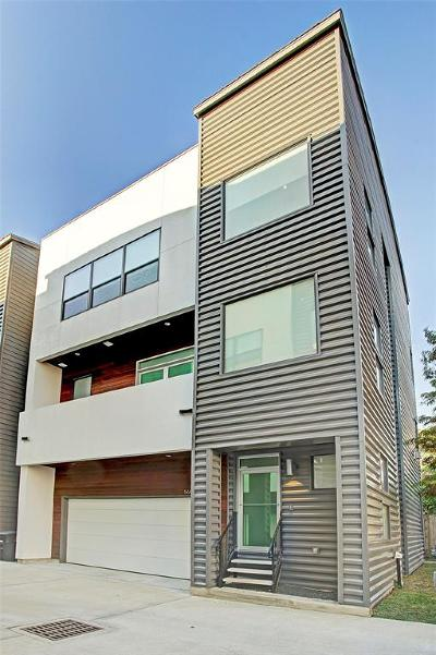 Houston Single Family Home For Sale: 5609 Kansas Street #A