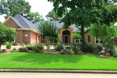 Single Family Home For Sale: 1145 Bentwater Drive