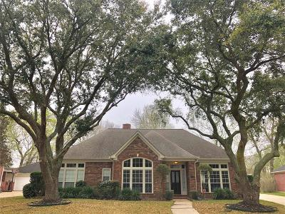 Sugar Land Single Family Home For Sale: 5102 Cambridge Street Street