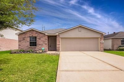 Richmond Single Family Home For Sale: 9003 Summer Valley Lane