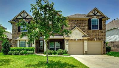 Single Family Home For Sale: 5914 Brookway Willow Drive