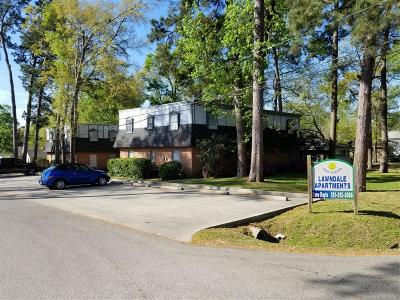 Conroe Multi Family Home For Sale: 1305 Adams Street