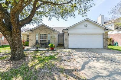 Cypress Single Family Home For Sale: 7123 Pheasant Grove Drive
