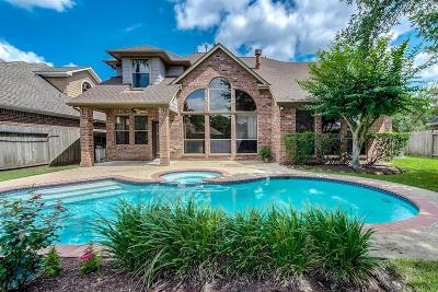 Cinco Ranch Single Family Home For Sale: 21735 Canyon Peak Lane