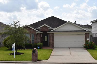 Tomball Single Family Home For Sale: 25018 Iberis Meadows