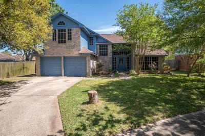 League City Single Family Home For Sale: 2002 Virtue Court