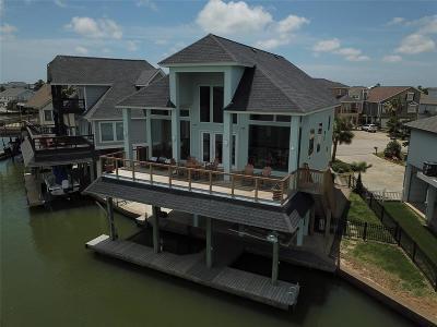 Tiki Island Single Family Home For Sale: 1306 Leilani Dr Drive