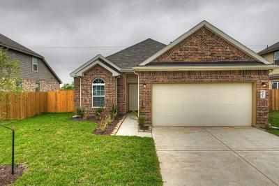 Texas City Single Family Home For Sale: 9402 Yellow Rose Drive