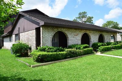 Houston Single Family Home For Sale: 11311 Sharpcrest Street