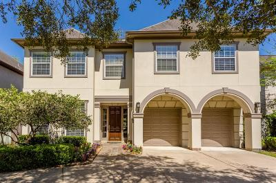 Bellaire Single Family Home For Sale: 4608 Willow Street