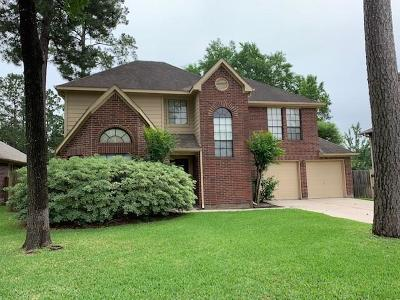 Spring Single Family Home For Sale: 25014 Aughton Drive