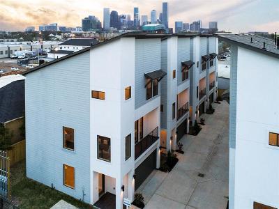 Houston Single Family Home For Sale: 131 N Ennis Street