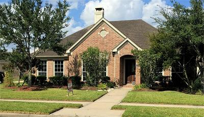 Pearland Single Family Home For Sale: 2407 Echo Harbor Drive