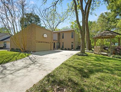 League City Single Family Home For Sale: 2307 Acacia Street