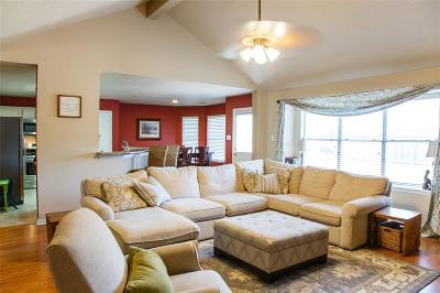 Friendswood Single Family Home For Sale: 3606 Silouette Cove