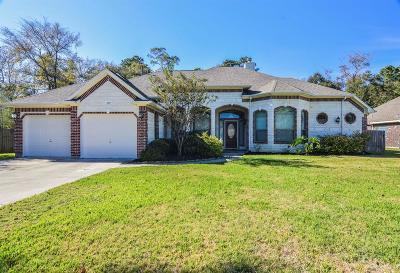 Magnolia Single Family Home For Sale: 1007 Monarch Oak Drive