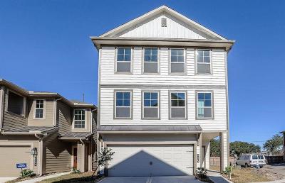 Houston Single Family Home For Sale: 8604 Hollyoaks Creek Lane