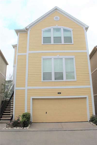 Houston TX Condo/Townhouse For Sale: $209,890