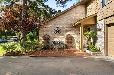Single Family Home For Sale: 8143 Silent Cedars Drive