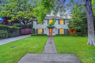 Single Family Home For Sale: 1110 Milford Street