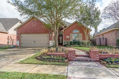 Cypress Single Family Home For Sale: 18911 Cove Mill Lane