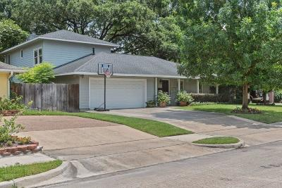 Houston Single Family Home For Sale: 5518 Pagewood Lane
