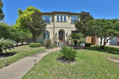 Bellaire Single Family Home For Sale: 4440 Betty Street