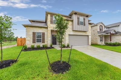 Tomball Single Family Home For Sale: 11703 Finnick Bend Lane