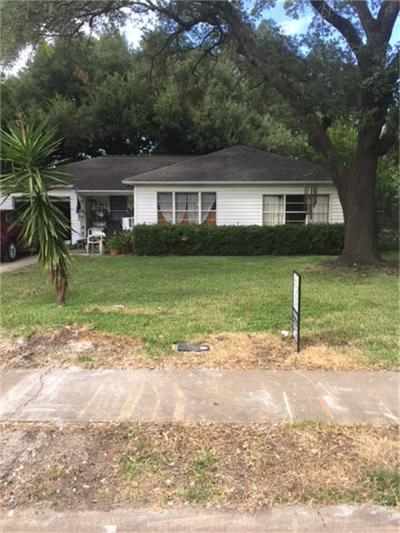 Bellaire Single Family Home For Sale: 4602 Mimosa Drive