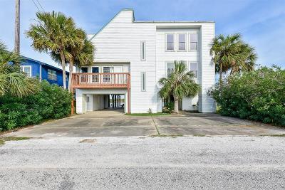 Matagorda Single Family Home For Sale: 172 Fm 2031 Beach Road