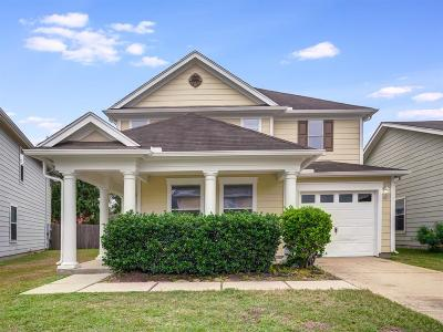 Harris County Single Family Home For Sale: 10011 Victoria Heights Lane