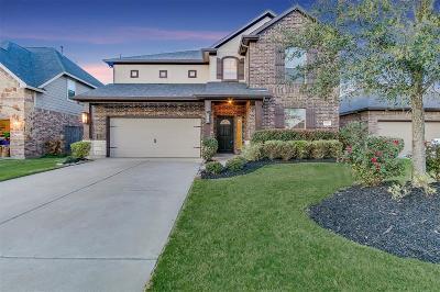 Fulshear Single Family Home For Sale: 27318 Symphony Creek Lane