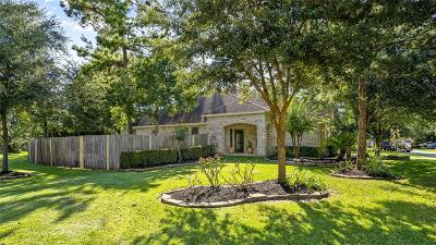 The Woodlands Single Family Home For Sale: 3 Knotwood Place