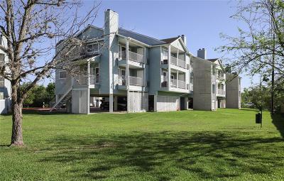 Houston Condo/Townhouse For Sale: 18617 Egret Bay Boulevard #1117
