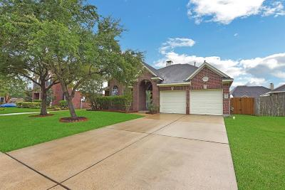 League City Single Family Home For Sale: 6169 Mitchell Court