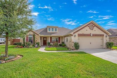 Sealy Single Family Home For Sale: 261 W Lantana Circle