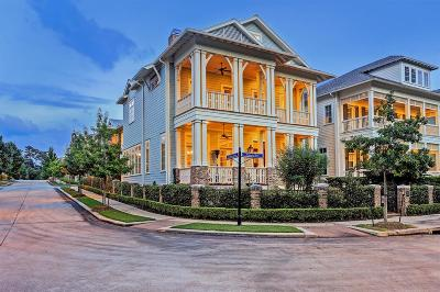The Woodlands Single Family Home For Sale: 3014 Majesty Row