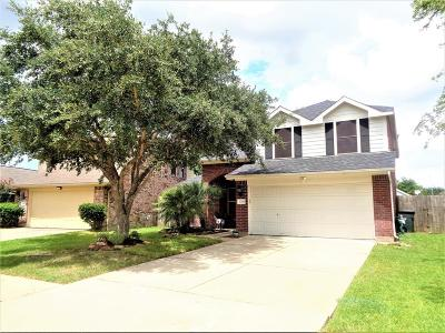 Katy Single Family Home For Sale: 4778 Wind Trace Drive