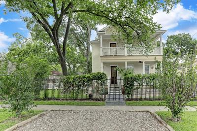 Houston Single Family Home For Sale: 415 E 9th Street