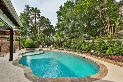 The Woodlands Single Family Home For Sale: 39 Crested Point Place