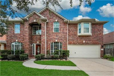 Tomball Single Family Home For Sale: 22407 Serrano Lake Court