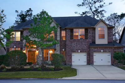 The Woodlands Single Family Home For Sale: 121 Tupelo Green Circle