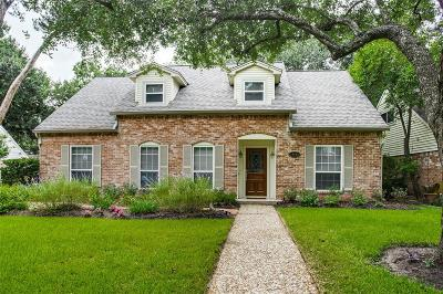 Houston Single Family Home For Sale: 14519 Broadgreen Drive