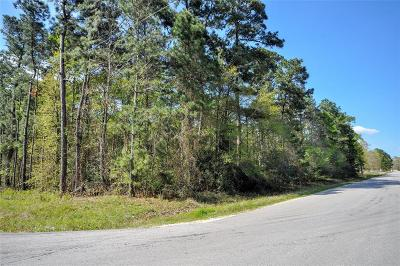 Conroe Residential Lots & Land For Sale: Tbd Roda Drive